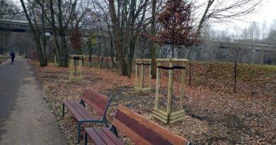 park Wodziczki fot. ZZM