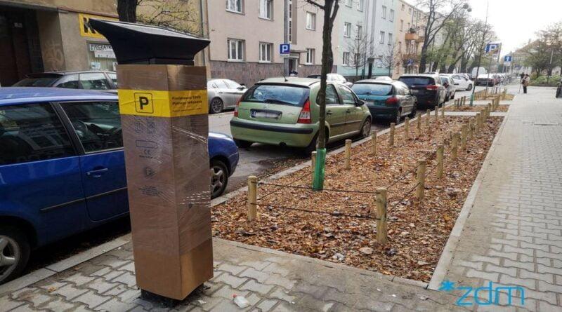 parkomat fot. ZDM