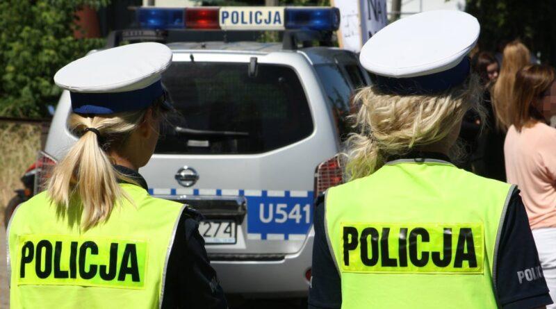 patrol fot. policja Międzychód