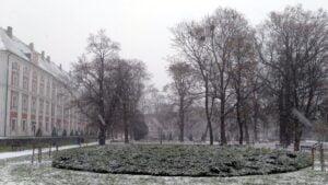pierwszy snieg  300x169 - Poznań: Spadł pierwszy śnieg!
