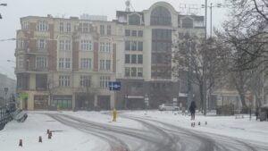 pierwszy snieg2 300x169 - Poznań: Spadł pierwszy śnieg!