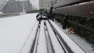 pierwszy snieg5 300x169 - Poznań: Spadł pierwszy śnieg!