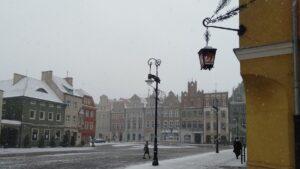 pierwszy snieg9 300x169 - Poznań: Spadł pierwszy śnieg!