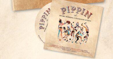 płyta Pippin fot. Teatr Muzyczny