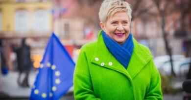 Prezydent Beata Klimek fot. UM Ostrów