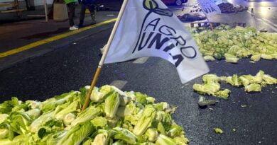 protest rolników fot. AgroUnia