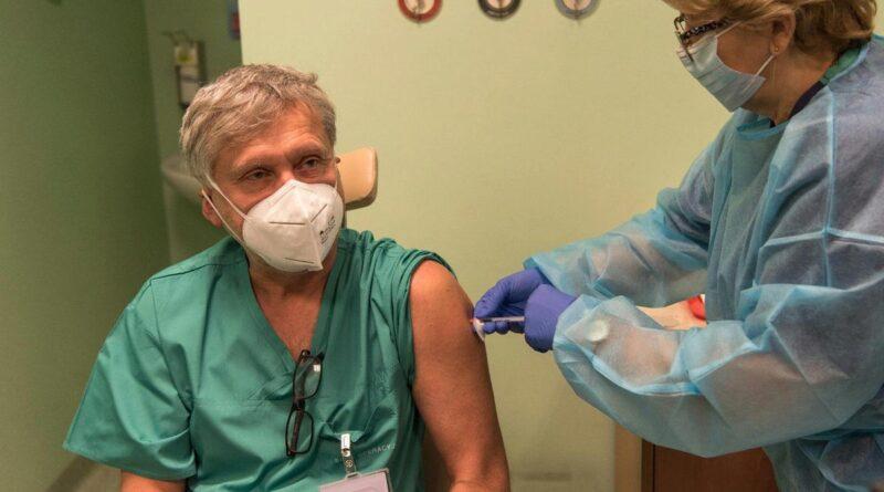 szczepienia koronawirus fot. UMP