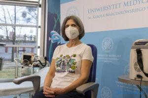 szczepienie na covid 19 fot. slawek wachala 7706 300x200 - Poznań: Pierwsze szczepienia przeciwko koronawirusowi za nami!