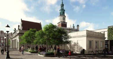 wizualizacja Starego Rynku po przebudowie fot. PIM