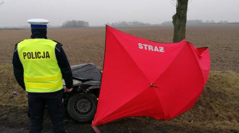 wypadek fot. policja Września