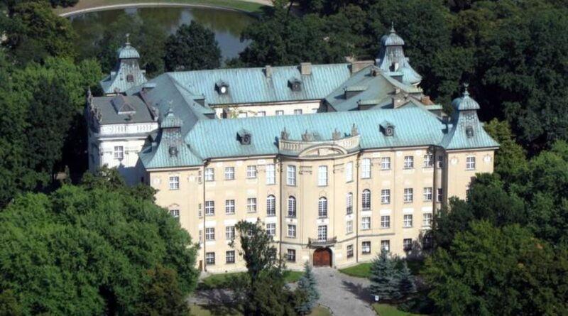 Zamek w Rydzynie fot. Zamek Rydzyna