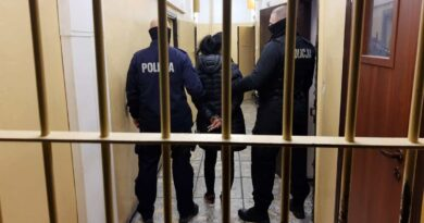 zatrzymanie oszustów fot. policja