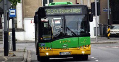 autobus linii nr 193 fot. MPK
