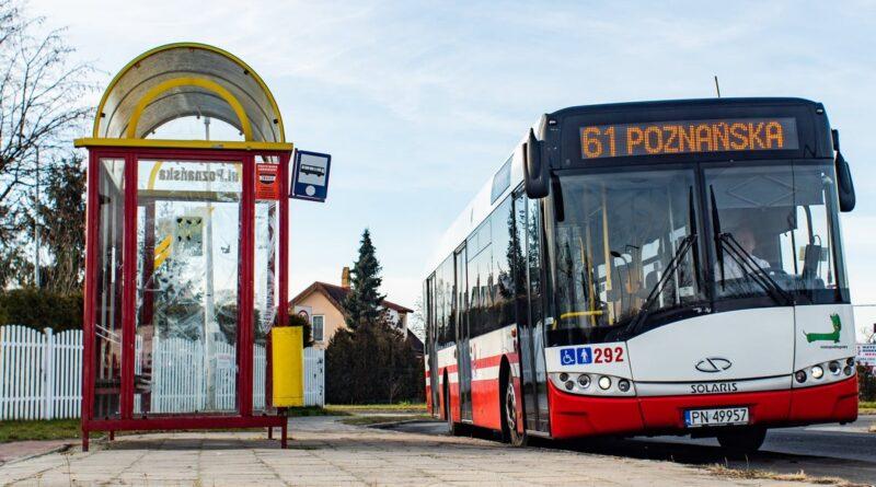 autobus miejski fot. UM Konin