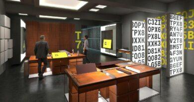 Centrum Szyfrów Enigma fot. UMP