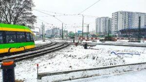 jana pawla ii remont fot. pim3 300x169 - Poznań: Kolejne zmiany w organizacji ruchu na rondzie Rataje