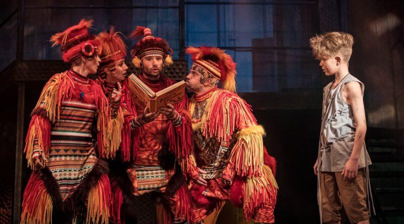 Księga Dżungli, fot. M. Kordula Teatr Muzyczny