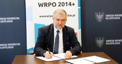Marszałek Marek Woźniak WRPO fot. UMWW