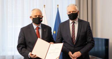 minister Grzegorz Piechowiak fot. FB