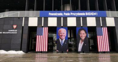 Joe Biden i Kamala Harris fot. UMWW