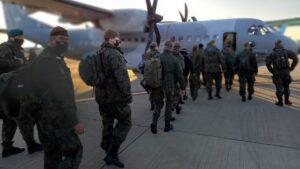 """operacja zumbach fot. wbot3 300x169 - Wielkopolska: Terytorialsi podsumowali akcję """"Trwała Odporność"""""""