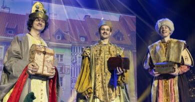 Orszak Trzech Króli Poznań 2021 online fot. Magda Zając