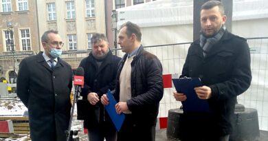 Piotr Wawrzyniak, Dariusz Szyndler, Jacek Olszewski i Robert Mędlewski, Konfederacja