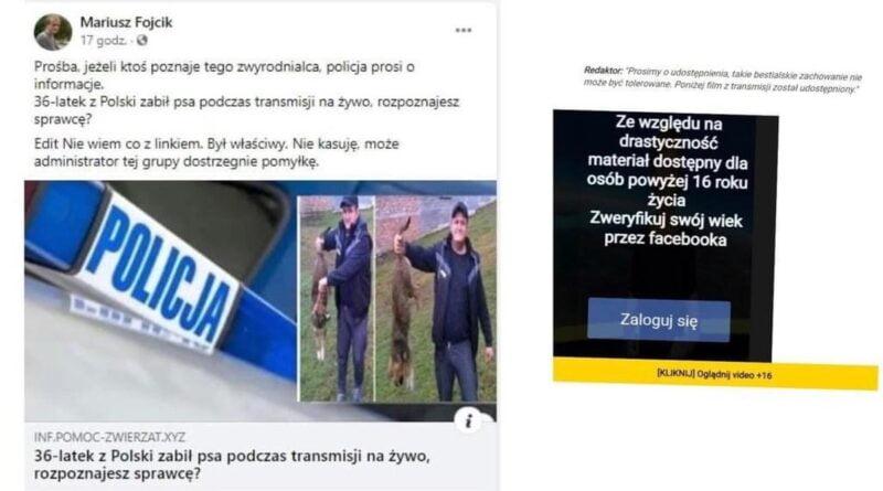 próba przejęcia haseł na FB fot. policja