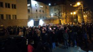 protest po uzasadnieniu wyroku tk strajk kobiet fot. l. lada 300x169 - Poznań: Kobiety znów wyszły na ulice!
