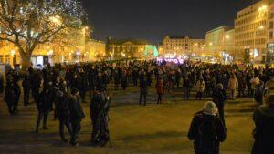 protest po uzasadniu wyroku tk strajk kobiet fot. k. adamska2 300x169 - Poznań: Kobiety znów wyszły na ulice!
