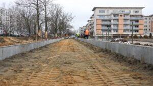 przebudowa ul. mateckiego fot. pim3 300x169 - Poznań: Ruszyła przebudowa ulicy Mateckiego