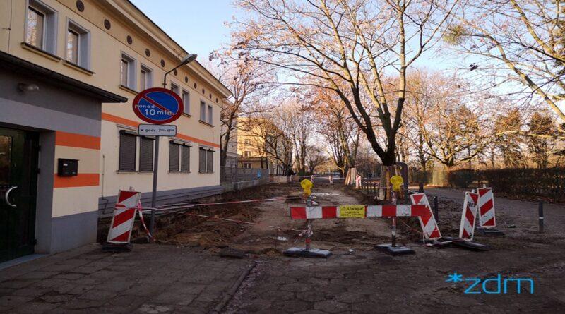 przedszkole ul. Chociszewskiego fot. ZDM