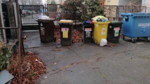 smieci na starym miescie fot. smmp 300x169 - Poznań: Szczury na Starym Mieście. Interweniowała straż miejska
