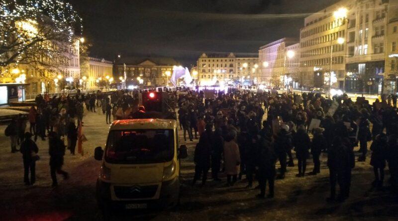 Strajk Kobiet 30 stycznia