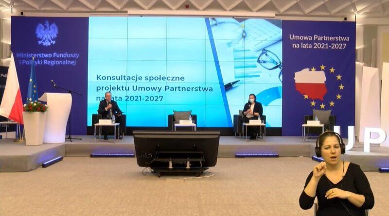 Umowa partnerstwa do 2027 fot. UMWW