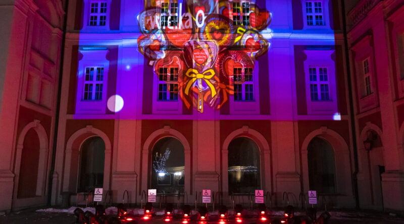 WOŚP Wielka Orkiestra Świątecznej Pomocy 2021 finał Poznań fot. Sławek Wąchała