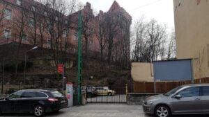 Góra Przemysła, strona północna fot. T. Dworek