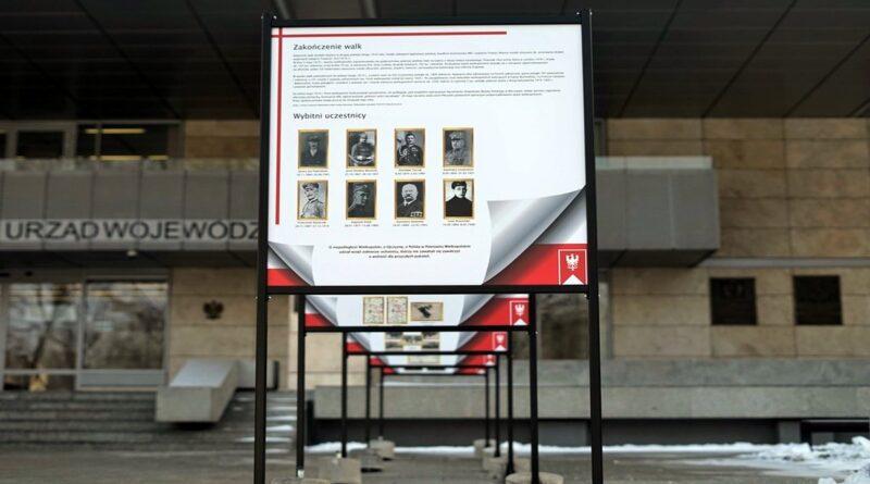 Historia Powstania Wielkopolskiego, wystawa fot. WUW