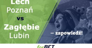 Lech Poznań vs Zagłębie Lubin – zapowiedź!