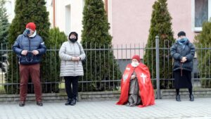legalna aborcja fot. k. adamska2 300x169 - Poznań: Różaniec i walka o legalną aborcję. A wszystko na Polnej