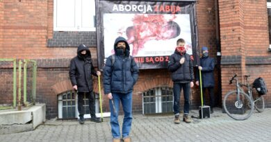 Legalna Aborcja fot. K. Adamska