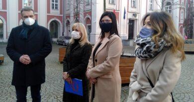 Mariusz Wiśniewski, Tatiana Sokołowska, Paulina Stochniałek, Monika Danelska
