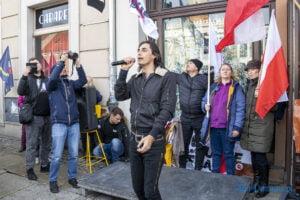 Poznań: Marsz o Wolność. I przeciwko koronawirusowi