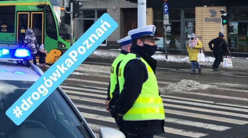 policja kontrola fot. policja Poznań
