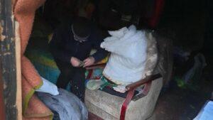 pomoc bezdomnemu fot. SMMP