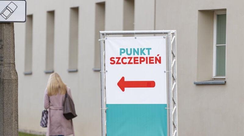 Poznań szczepienia Covid - 19 szczepienie pandemia fot. Sławek Wąchała