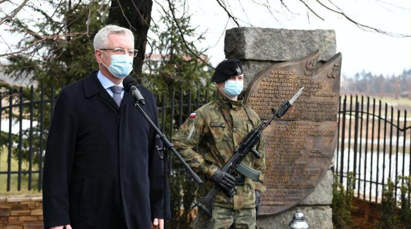 rocznica Akcji Bollwerk fot. UMP