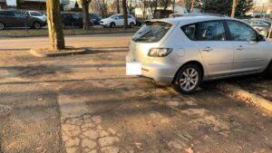 samochody na cytadeli fot. h. owsianna2 300x169 - Poznań: Cytadela rozjeżdżana kołami samochodów