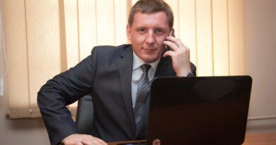 wicewojewoda Maciej Bieniek fot. FB