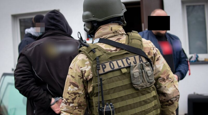 wielkopolski gang fot. CBŚP